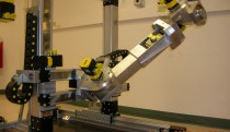 robotic drilling arm